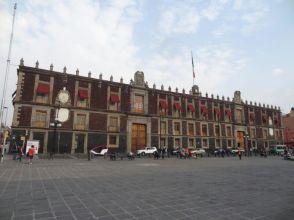 Plaza Zocalo